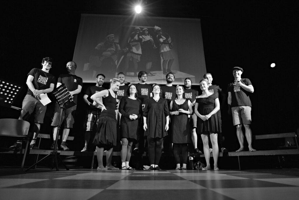 Vnové sezoně oslaví Divadlo Drak 60. výročí a uvede tři nové inscenace