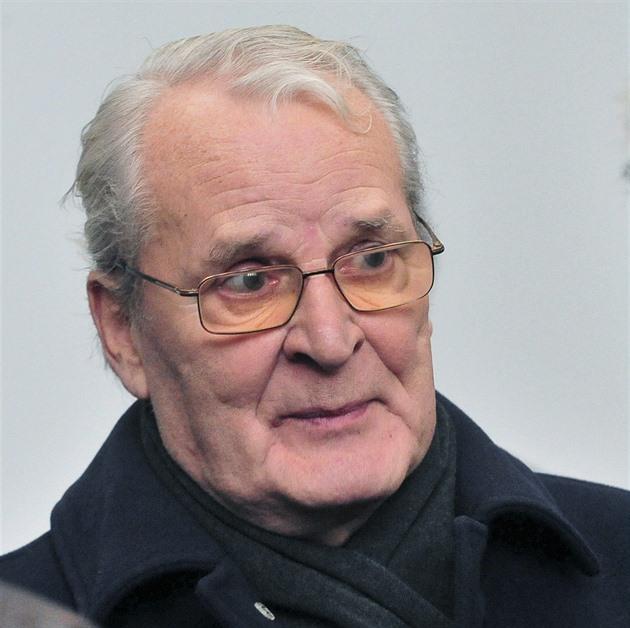 Ve věku 83 let zemřel herec Vladimír Brabec
