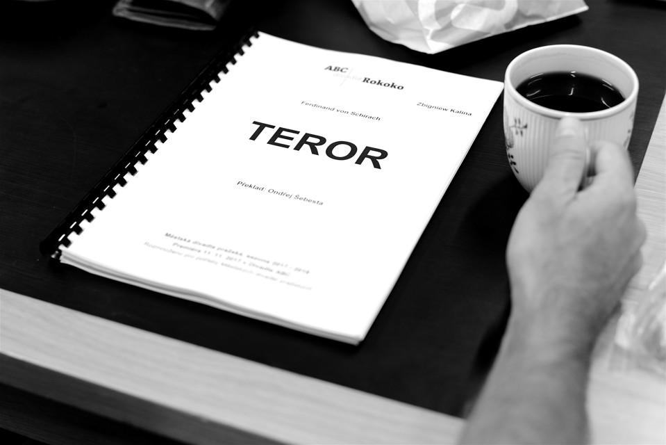 Městská divadla pražská uvedou interaktivní drama Teror