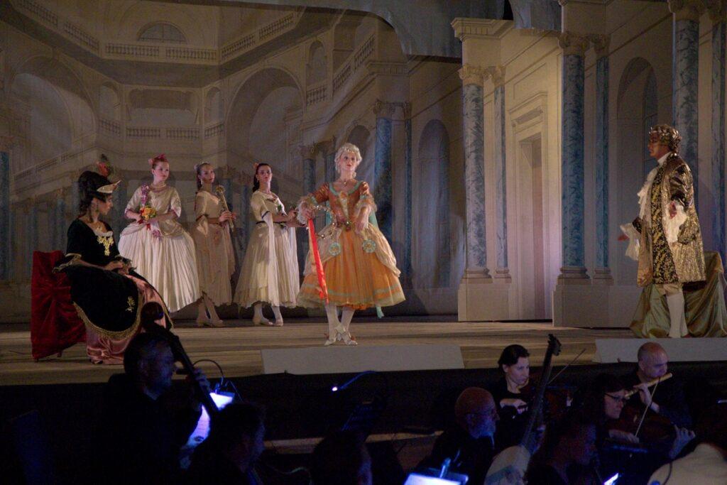 Musica Florea okouzlila v Polsku s Händlovou Terpsichorou, další projekt zachycuje výstava