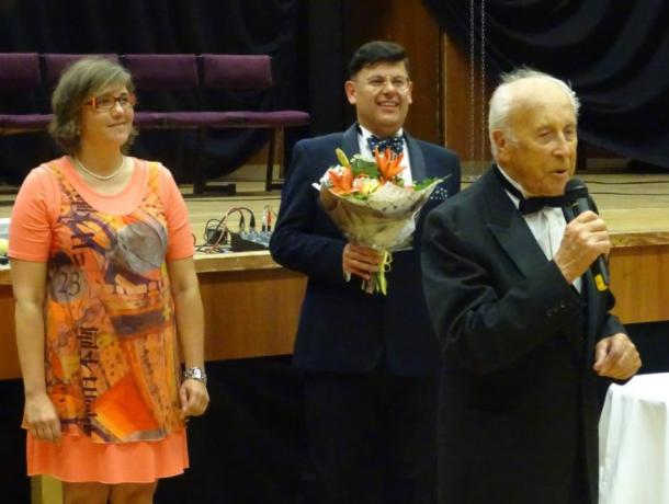 Cena Ministerstva kultury v oboru tanečních aktivit udělena Josefu Kábrtovi
