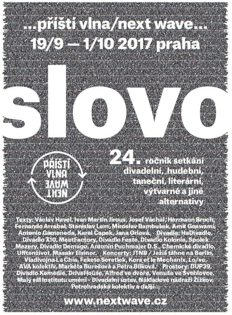 V září se bude v Praze konat festival …příští vlna/next wave…
