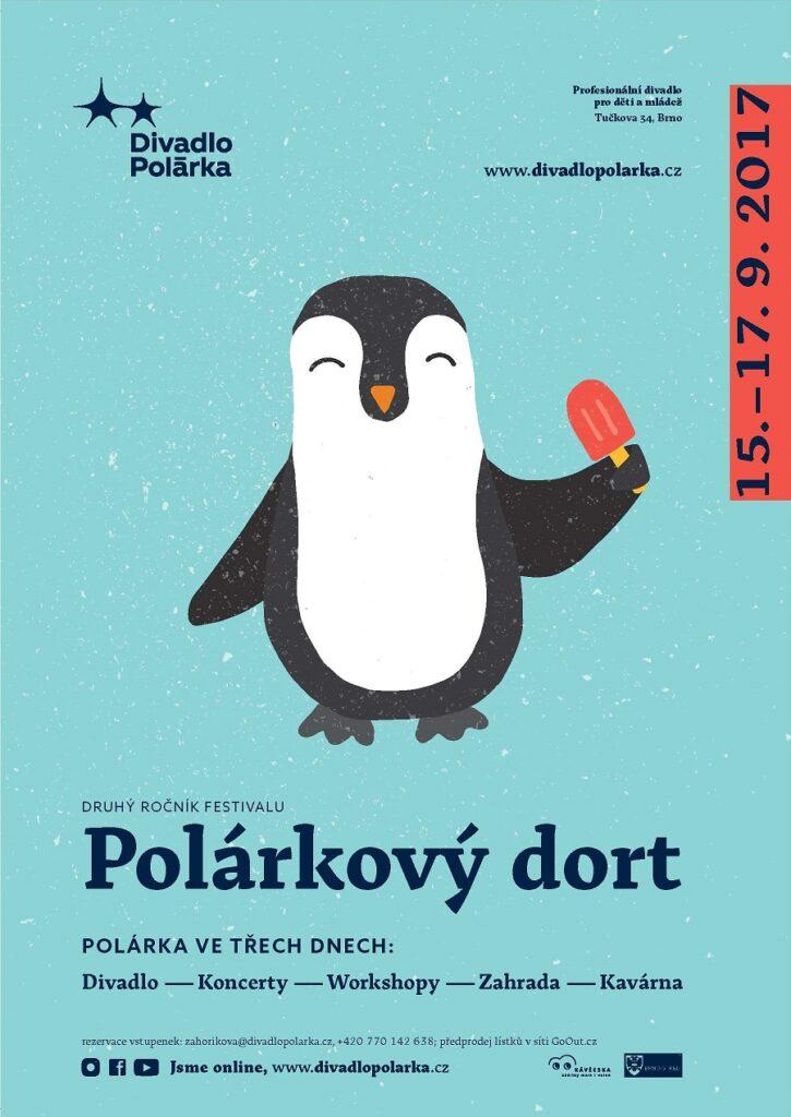 Brněnské divadlo Polárka zahájí sezonu bilančním festivalem