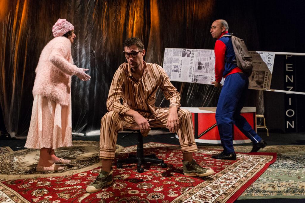 Divadlo Antonína Dvořáka v Příbrami uvede Pinterovy Narozeniny