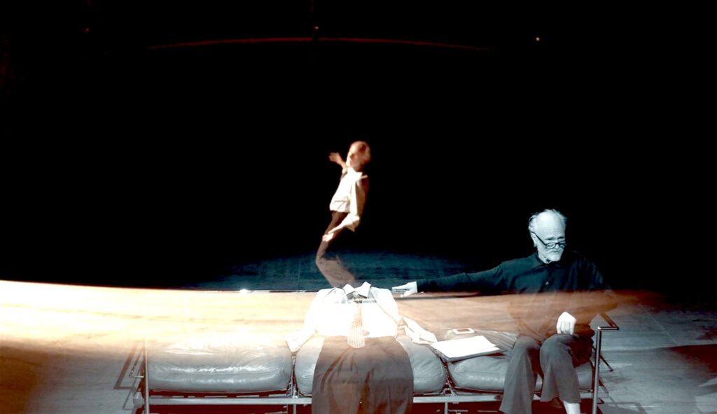 Britský mistr taneční improvizace vystoupí ve Studiu Alta