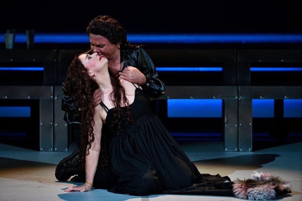 Otello – opera o lásce ničené žárlivostí na jevišti Divadla Antonína Dvořáka