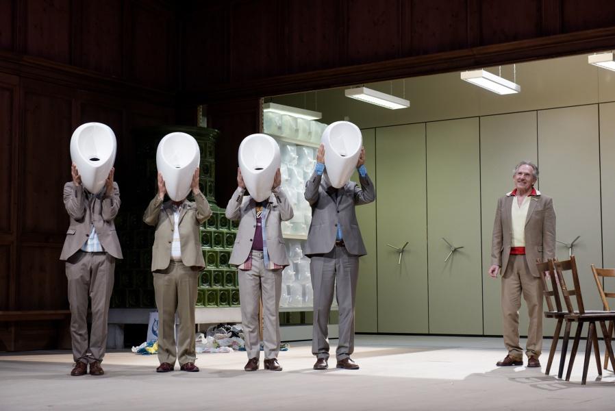 Pražský divadelní festival německého jazyka zve na výjimečné inscenace z Německa, Rakouska, Švýcarska a Lucemburska