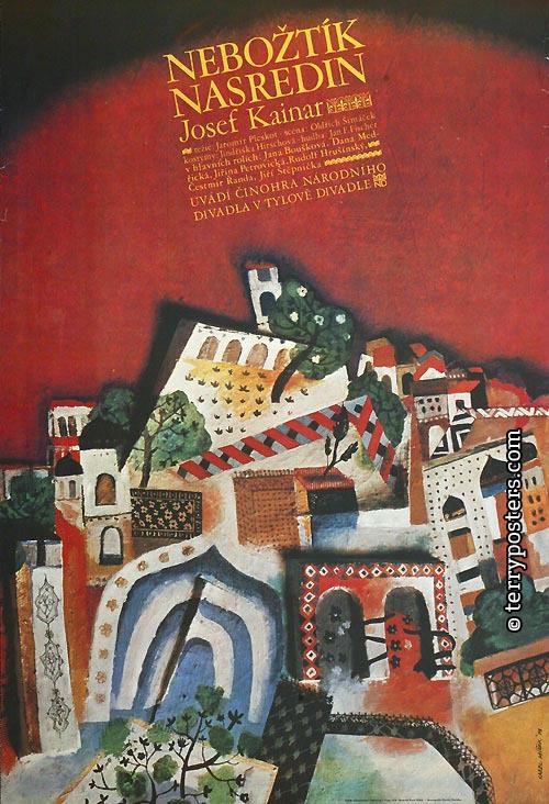 Výstava: Karel Míšek – Plakát je poselství