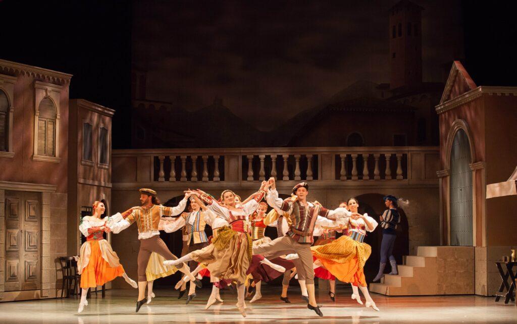 Balet Moravského divadla Olomouc chystá další adaptaci Shakespeara