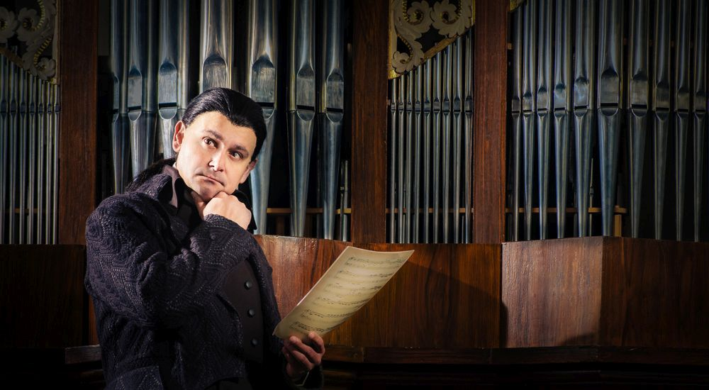 Dramatický osud skladatele Jakuba Jana Ryby se stal námětem opery