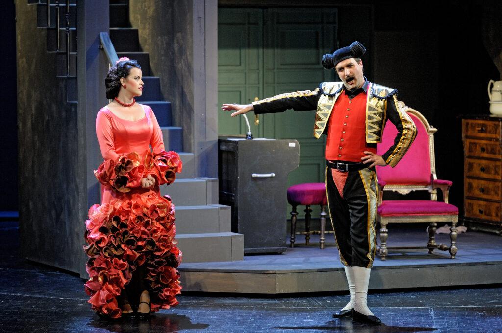 Opery v Ostravě s anglickými titulky