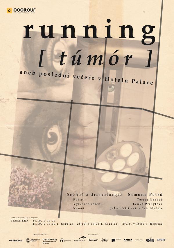 Speciální divadelní inscenace představí opuštěné prostory bývalého Hotelu Palace v Ostravě