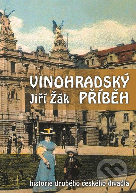 V listopadu vyjde kniha o Divadle na Vinohradech