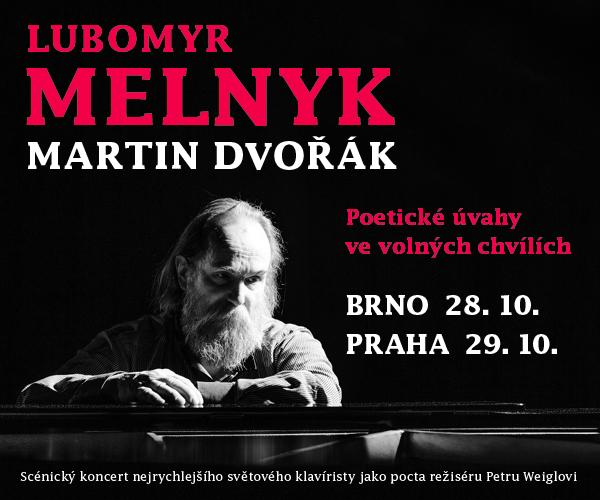 Lubomyr Melnyk uctí s ProART Petra Weigla