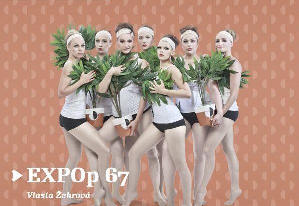 První premiérou nové sezony kladenského divadla je revue EXPOp 67