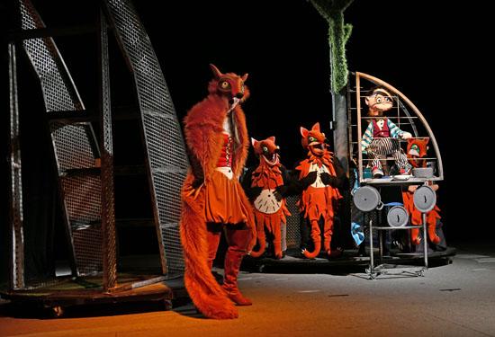 Divadlo Radost připravilo dětem premiéru hry Budulínek z hudebky