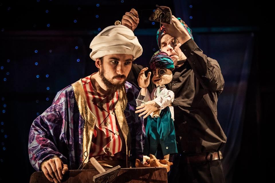 Lidé mohou koupit lístek do divadla Polárka dětem z chudých rodin