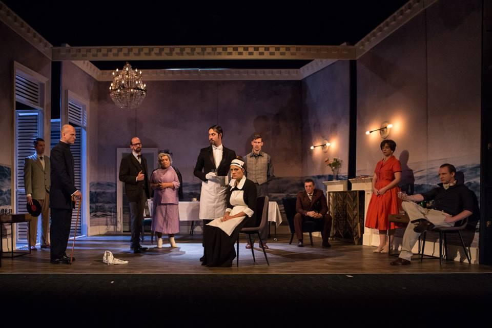 Příbramské divadlo uvede slavnou detektivku Agathy Christie