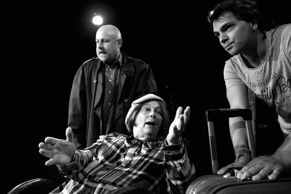 Divadlo v Řeznické uvede světovou premiéru hry Útěky amerického dramatika Billa C. Davise