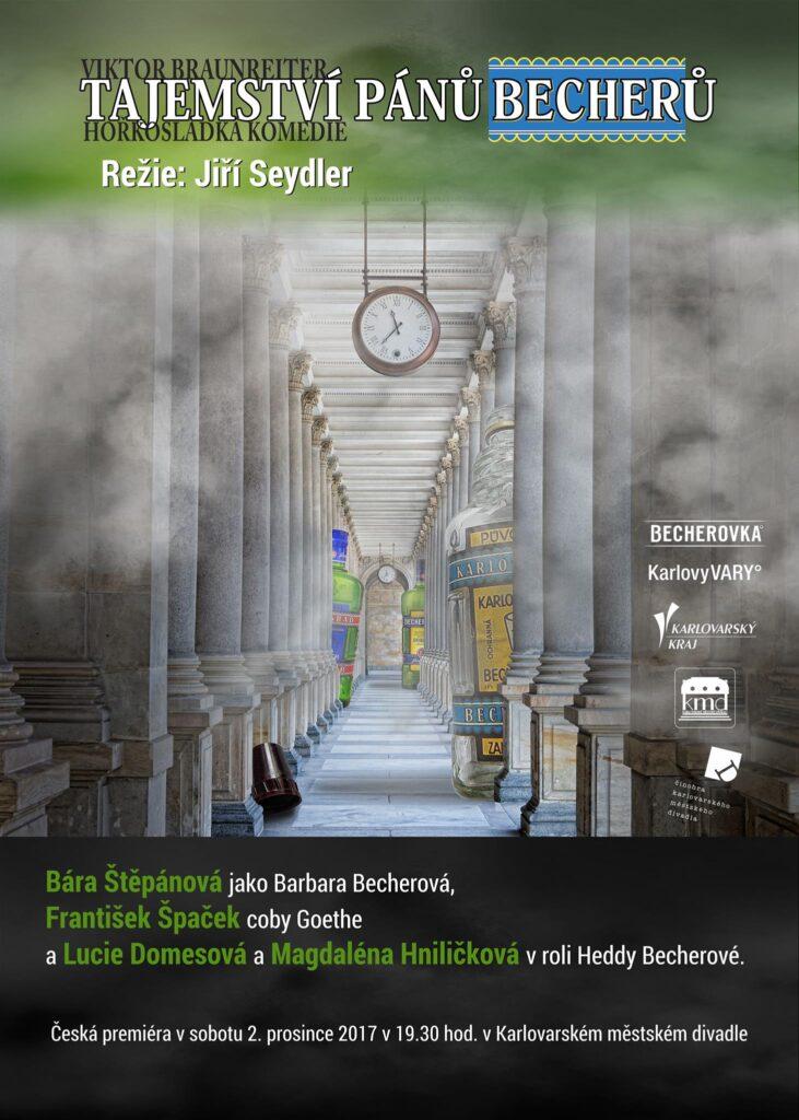 Karlovarské městskédivadlopřipravuje premiéru další hry z prostředí Karlových Varů