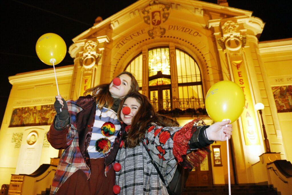 Východočeské divadlo Pardubice bude hostit již XVIII. ročník GRAND Festivalu smíchu
