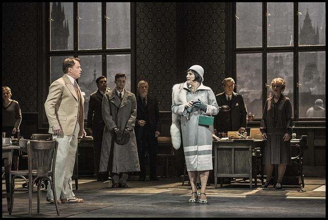 Janáčkova opera NdB hostuje s Věcí Makropulos na festivalu v Šanghaji