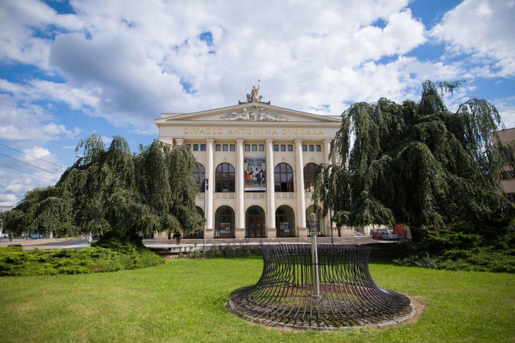 Rekonstrukce Divadla Jiřího Myrona – průběh a první změny pro diváky