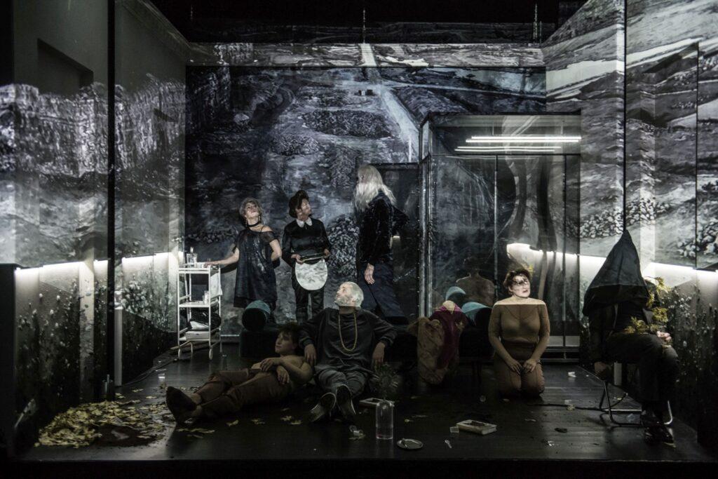 V Divadle Na zábradlí vypukne Dánská občanská válka