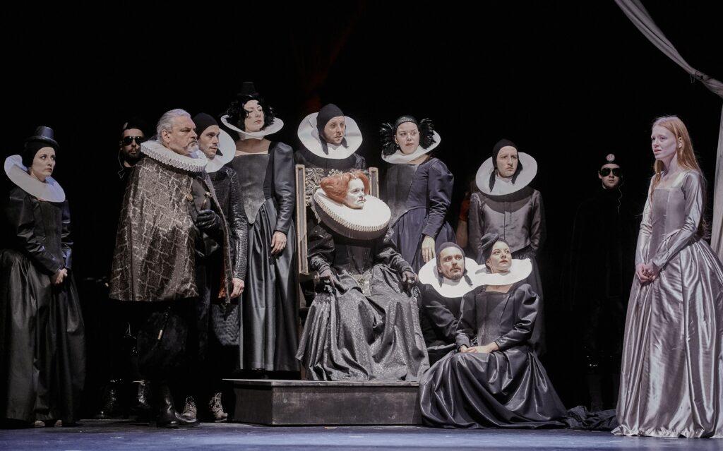 Divadelní verze stejnojmenného slavného filmu Zamilovaný Shakespeare bude  uvedena v Divadle pod Palmovkou