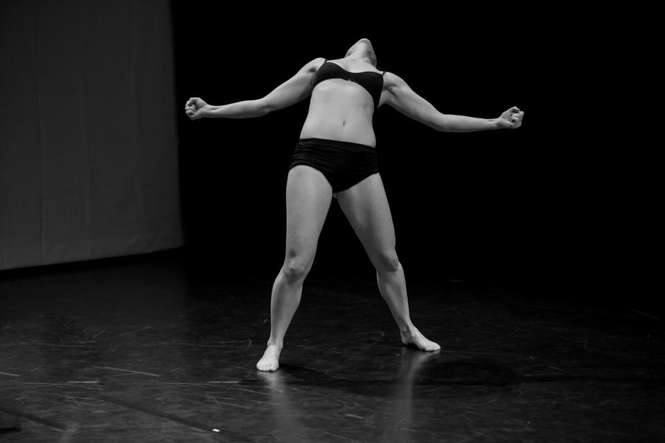 Přednáška v pohybu: Anatomie těla v tanci