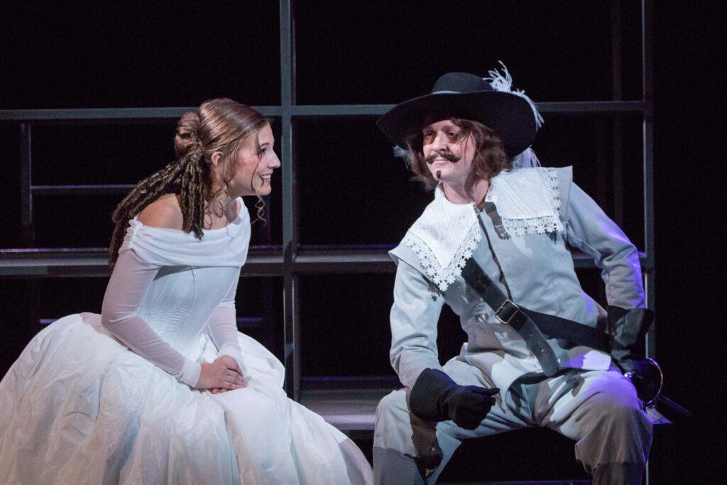 Na jeviště Moravského divadla Olomouc se vrátí Cyrano zBergeracu