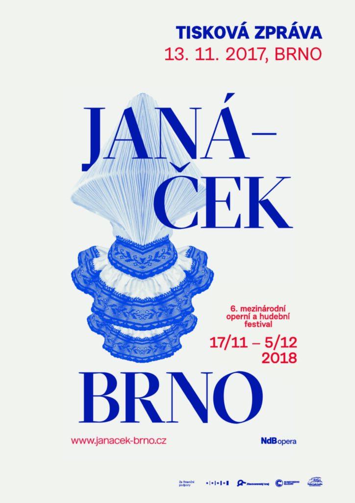 Janáček Brno 2018