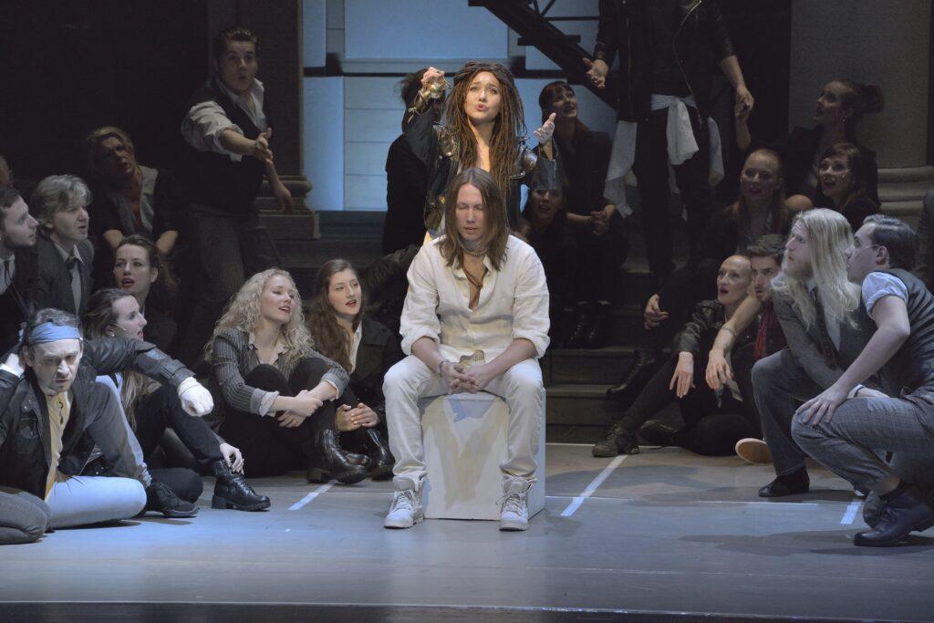 Noc divadel v NDM – speciální zážitek pro návštěvníky představení