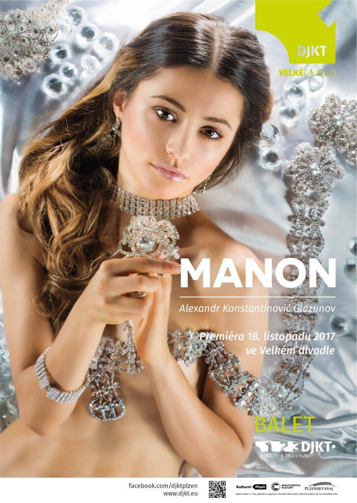 Manon v tanečním pojetí
