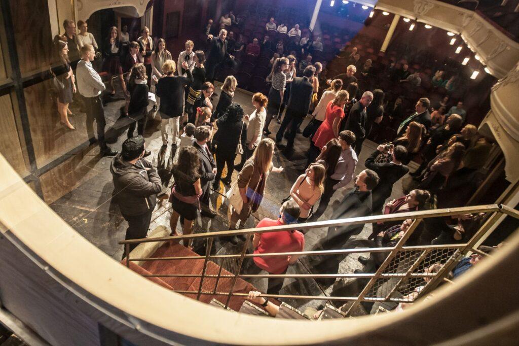 Během Noci divadel ožije i Východočeské divadlo