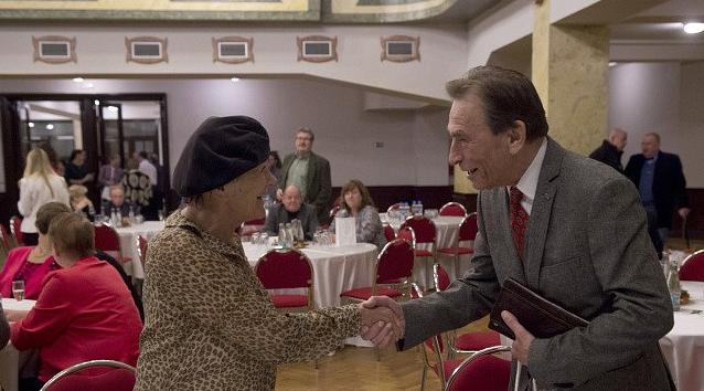Pět desítek umělců převzalo dnes v Praze ceny Senior Prix