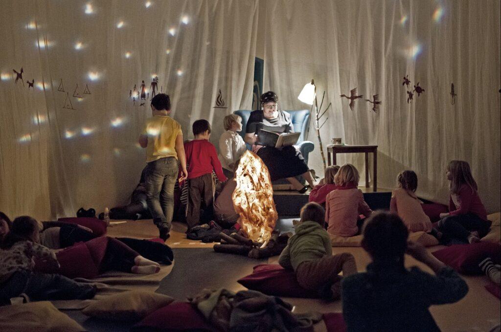 Pátý ročník Noci divadel přilákal 45 000 návštěvníků