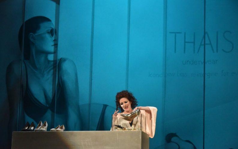 Na pražském festivalu Opera 2017 uspěly inscenace Thaïs a Hamlet