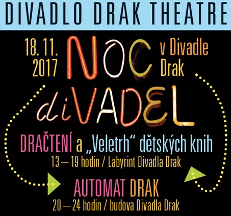 Noc divadel 2017 vDivadle Drak