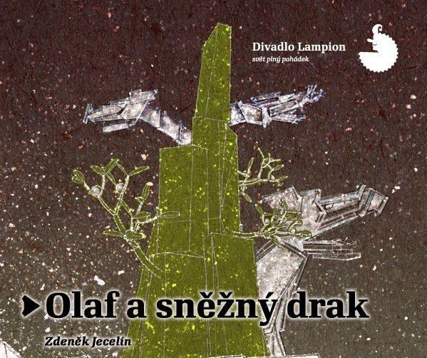 Pohádka Olaf a sněžný drak v Divadle Lampion