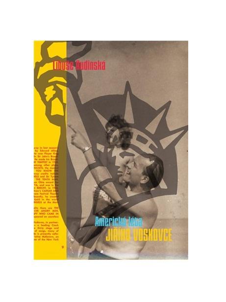 Vyšla publikace Americká léta Jířího Voskovce