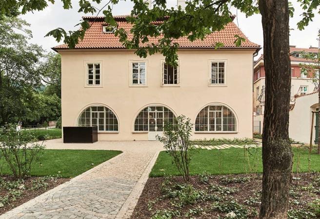 Werichova vila rozšířila expozici o Janu Werichovi