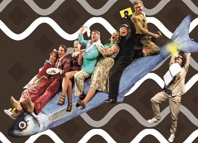 MěstskédivadloMladá Boleslav připravilo jako druhou premiéru této divadelní sezony inscenaci Bez roucha