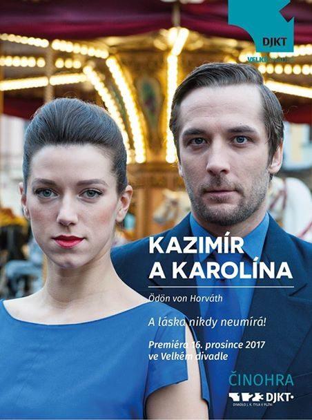 Kazimír a Karolína se poprvé představí vPlzni