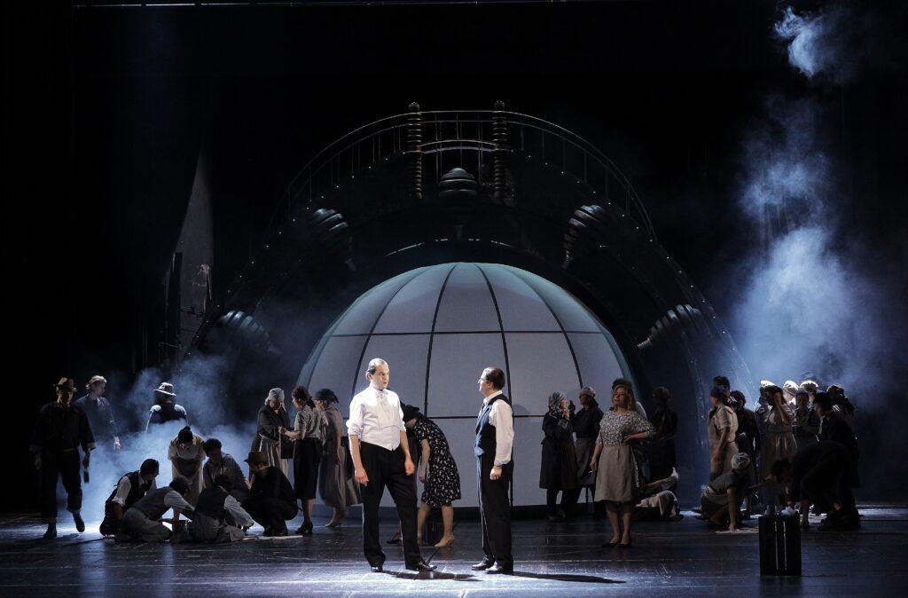 Soudobé opery se potýkají s nepřízní kritiky a nezájmem diváků