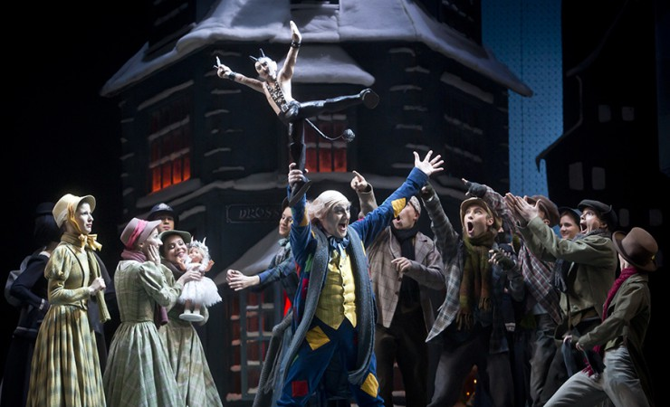 Pražská divadla nabídnou poslední den v roce především komedie