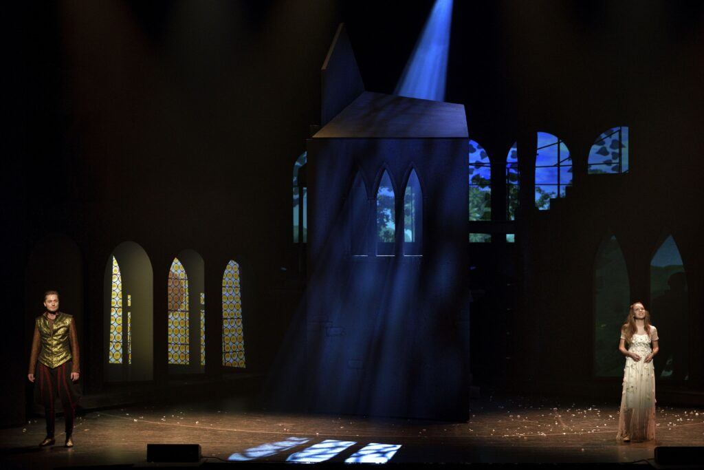 Muzikál Romeo a Julie – světová premiéra ostravského týmu Urbánek-Nohavica