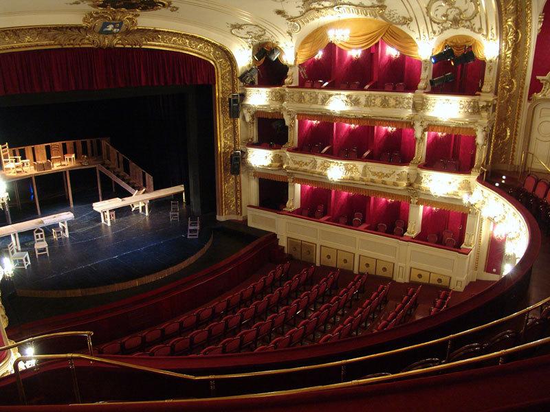 Olomouc vypsala výběrové řízení na ředitele Moravského divadla