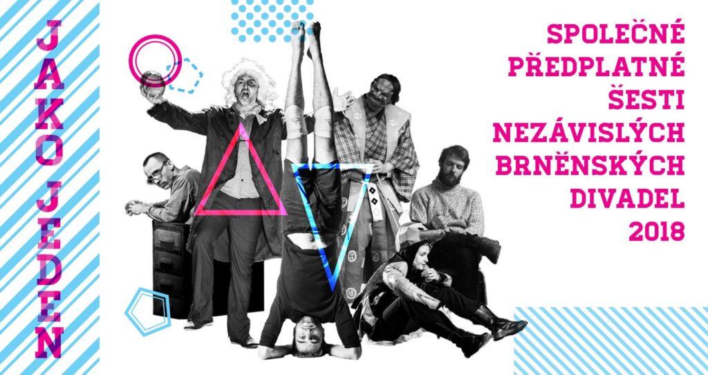Šest brněnských divadel nabídne společné předplatné a plakáty