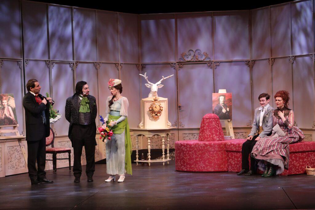 Šťastni ve třech – rozverná komedie plná skvělých ostravských herců